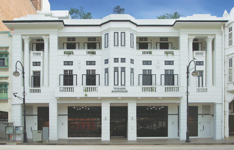 Neoclassical-Edwardian Beauty Wins Restoration Award