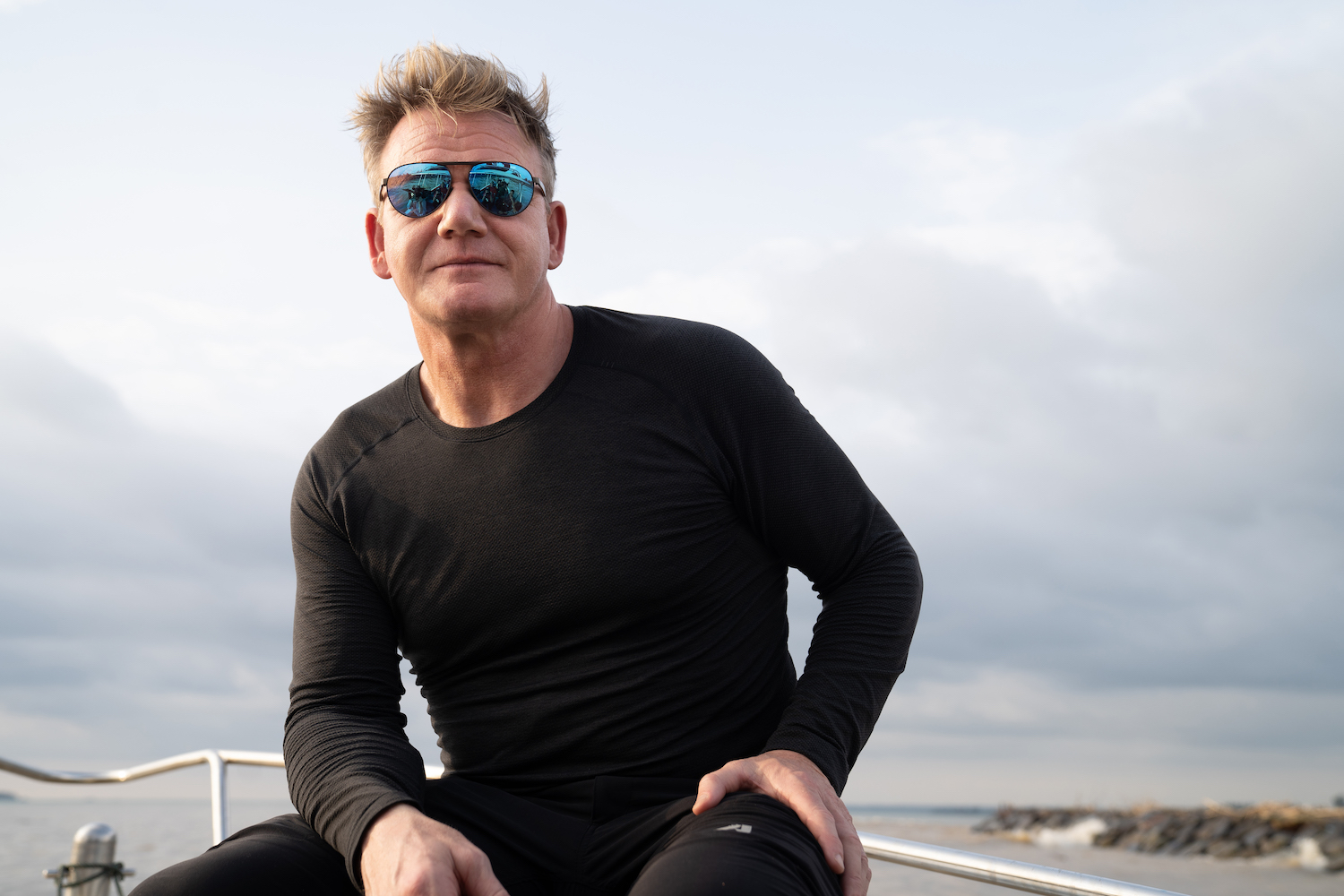 Gordon Ramsay: Food, Travel and Adrenalin