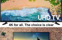 Samsung – 65″ Class – LED – Smart – 4K UHD TV with HDR