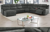 REMINGTON SECTIONAL by New Classic