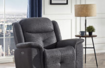 Barracoa Power Recliner by New Classic