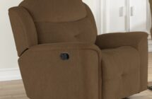 HAVANA LATTE POWER GLIDER RECLINER by New Classic