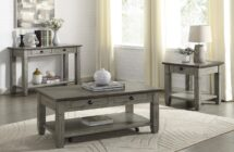 Grandby 3pc Occasional Table Set