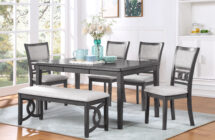 Gia – 60″ Dining Table