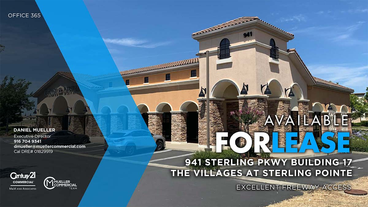 941 Sterling Pkwy, Lincoln, CA Building 17 • Available For Lease