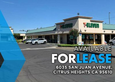 6035 SAN JUAN AVENUE CITRUS HEIGHTS, CA 95610