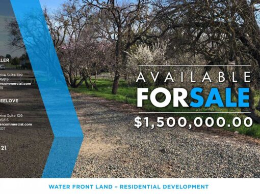 Freeport and Cosumnes Land