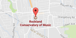 Rockland Conservatory Map