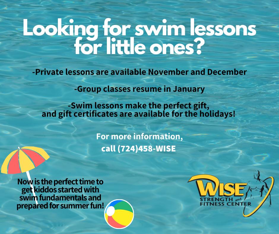 swim lesson winter website
