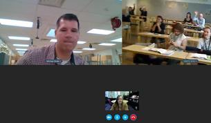 ISNITE Skype Presentation 2016