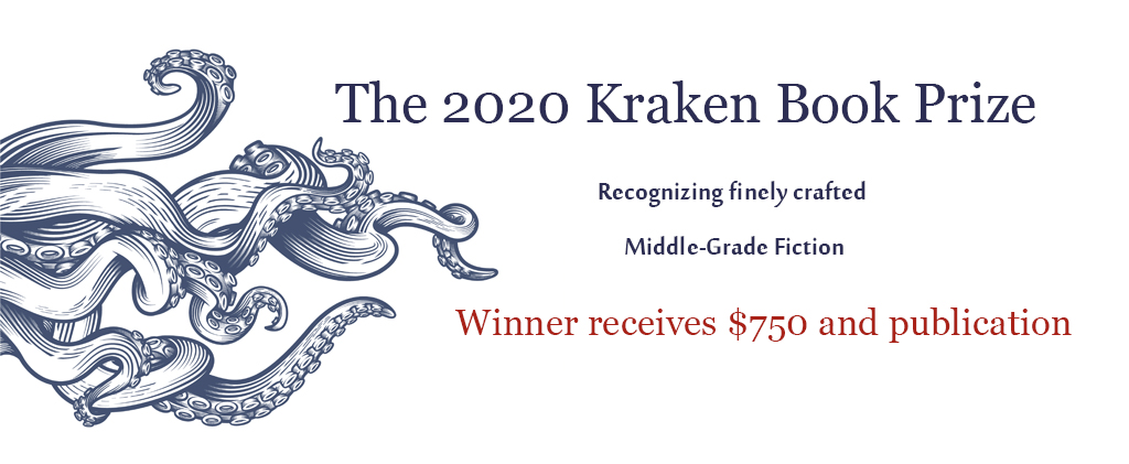 Kraken Book Prize for Middle Grade Fiction