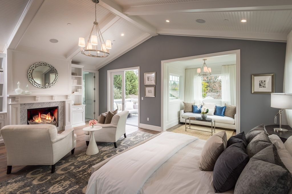 Silicon Valley Real Estate Master Suite