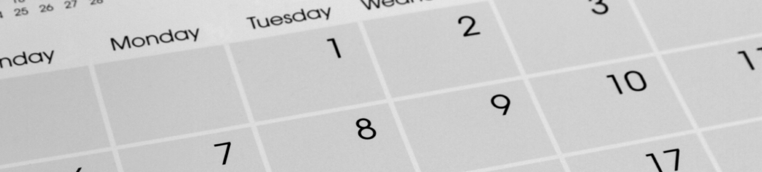 calendar of events - Rothkoff Law