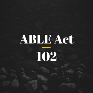 Able act