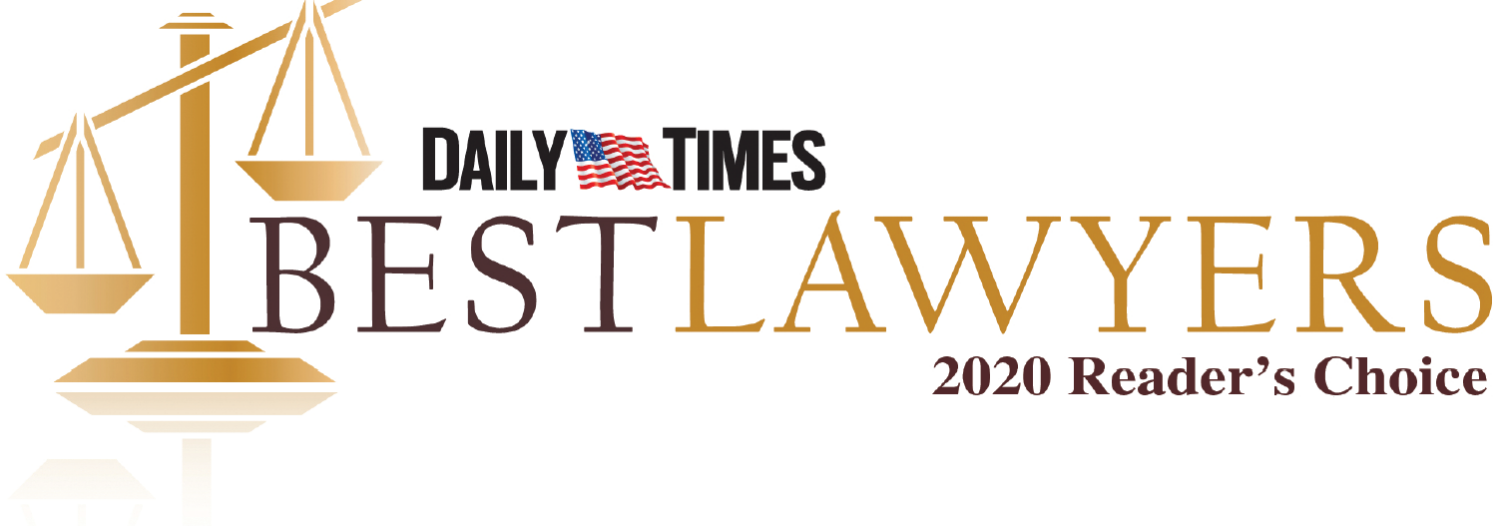 Bryan J. Adler, Esq. Voted Daily Times Best Lawyer