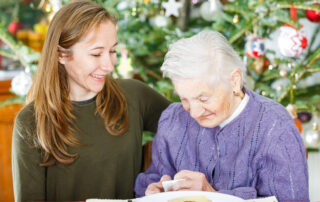 How the Holidays Affect those with Alzheimer's