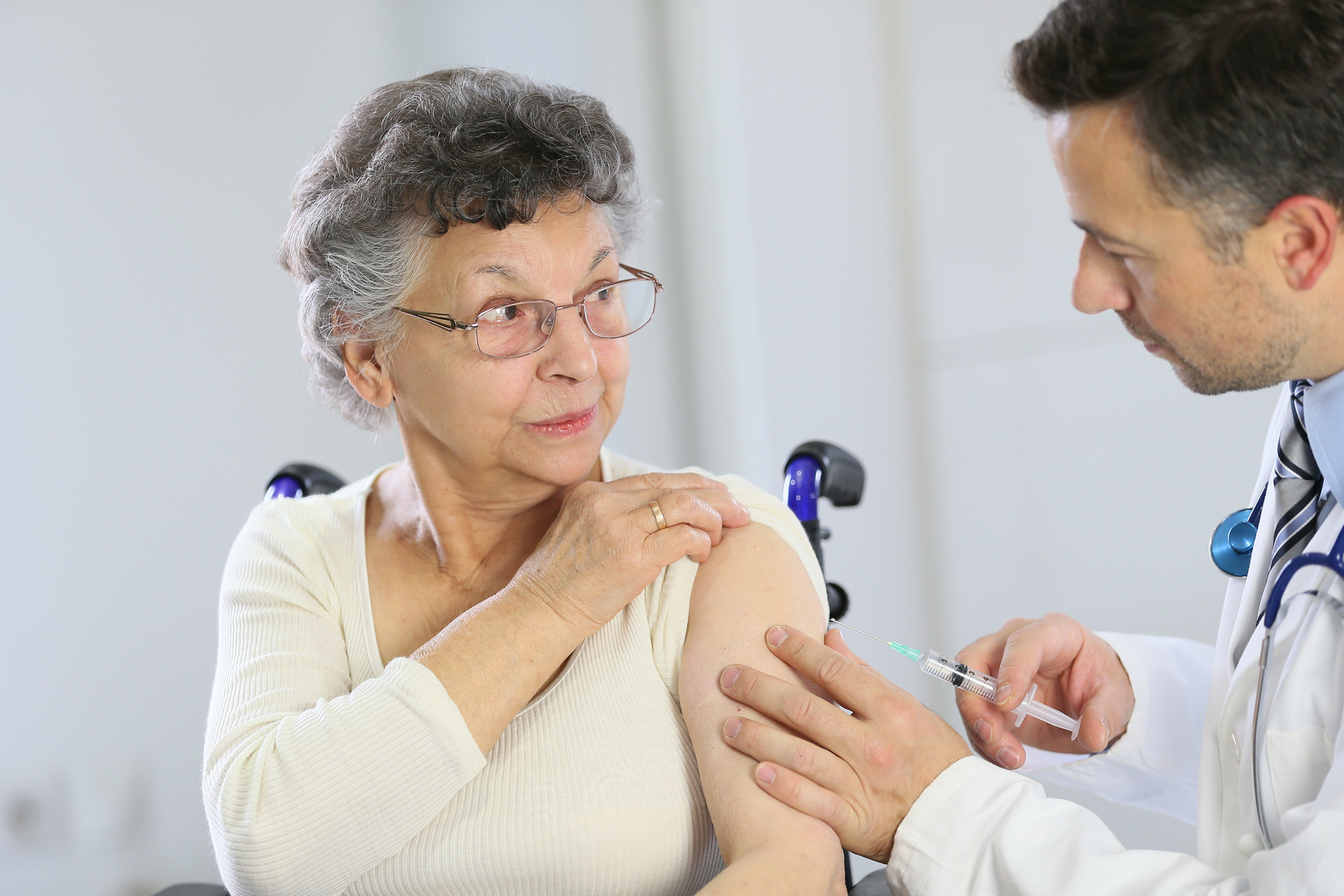 Can a Nursing Home Require Vaccination of Residents and Staff?