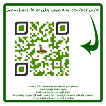 QR Code Contact Info