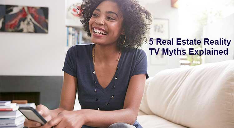 Real Estate Myths