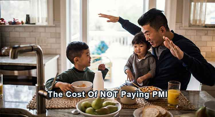 The Cost Of NOT Paying PMI
