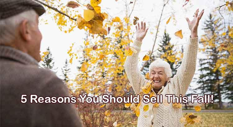 Reasons Sell