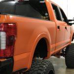 Omar's Truck color change Orange