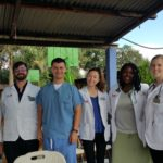 Volunteer work at Pastores Antigua clinic