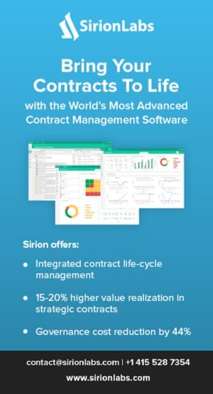 SirionLabs Ad: IAOP PULSE Outsourcing Magazine