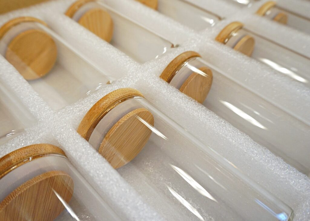DIY: Bamboo Spice Jars