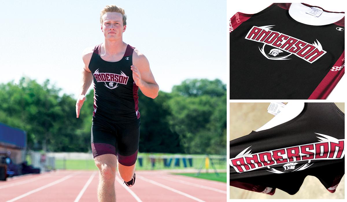 Champion Teamwear Ultrafuse Sublimation Track Uniforms
