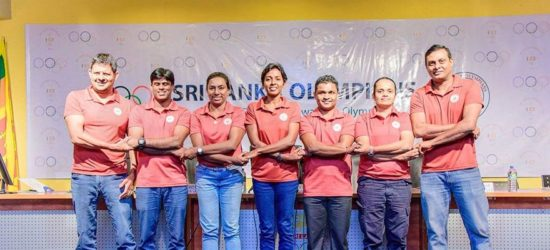 First ever AGM SRi Lanka Olympians