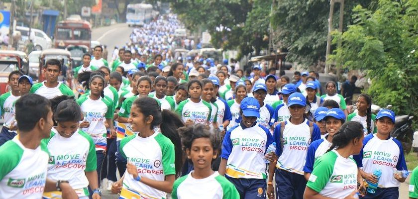 Olympians Run Sri Lanka 2018