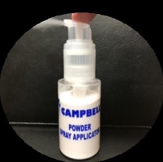 Campbell's Powder Spray Applicator