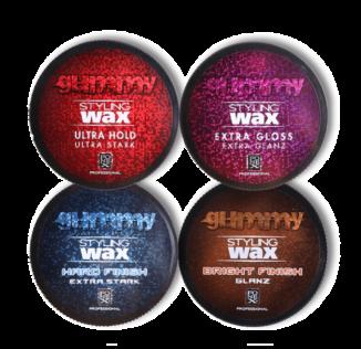 GUMMY STYLING WAX BONUS PACK – INCLUDES 1 EACH