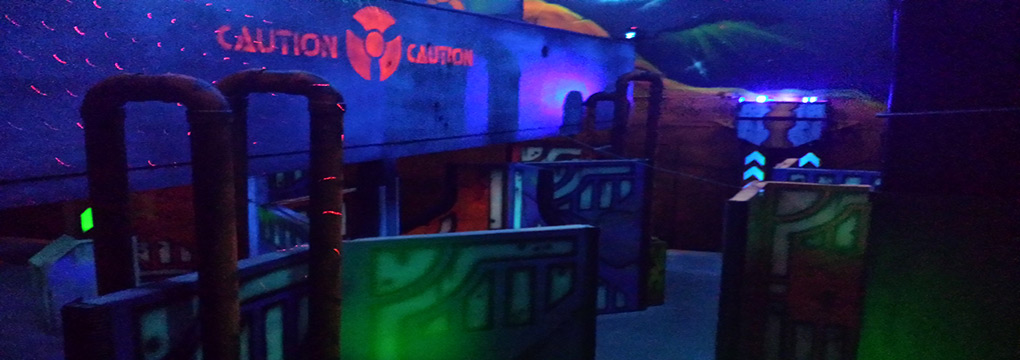 kids parties laser tage childrens party event