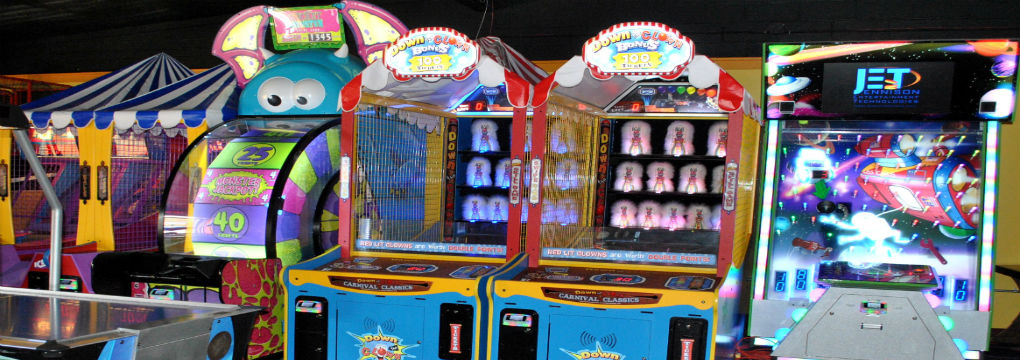 Arcade Games Berlin VT Montpelier