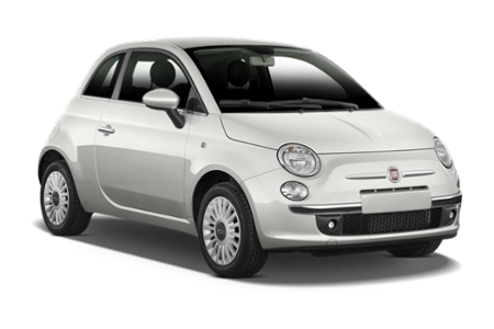 Fiat 500 or similar