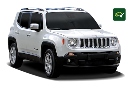 Jeep Renegade Guaranteed