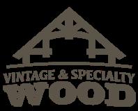 Vintage & Specialty Wood Logo