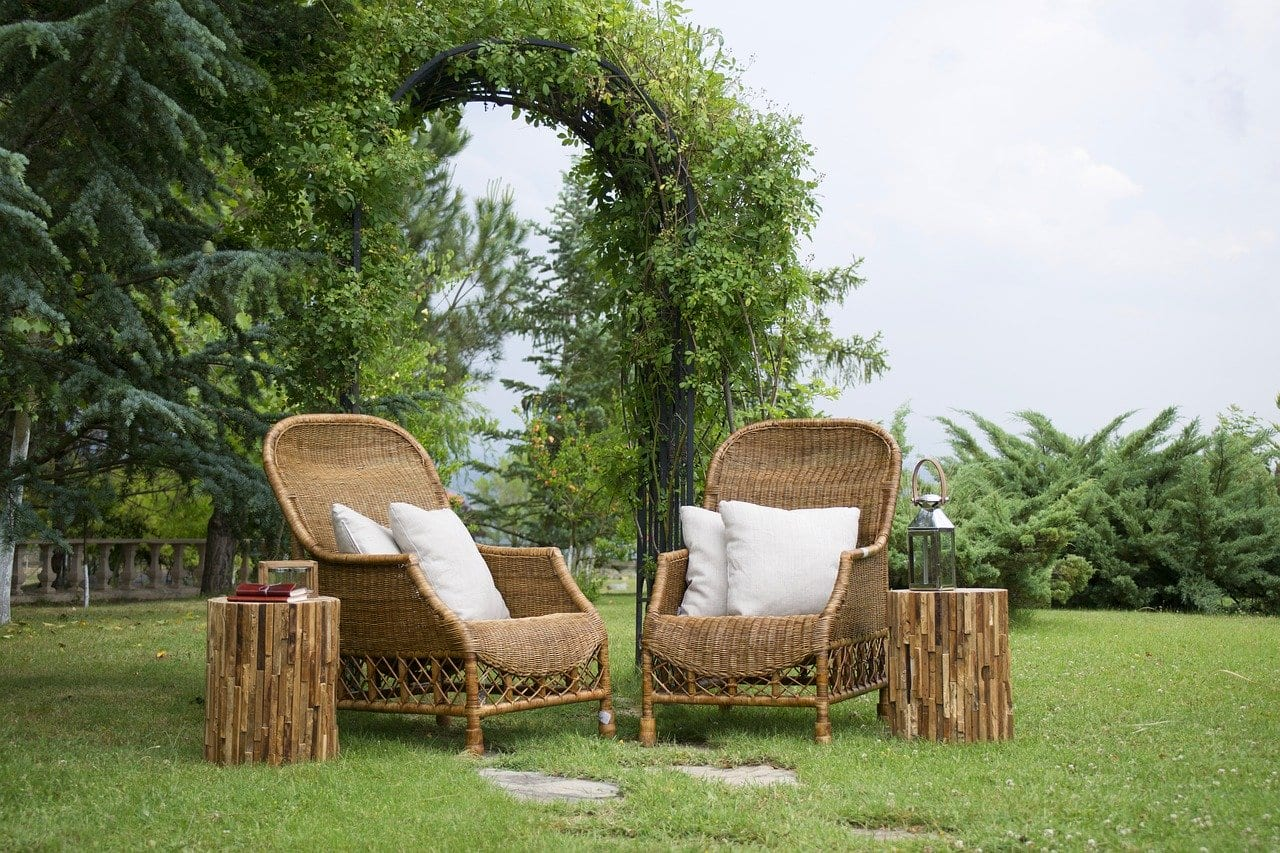 An example of a high-quality eco-friendly furniture.
