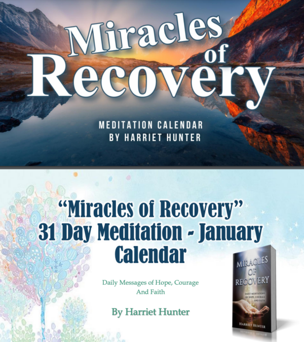 Miracle of Recovery Meditation Calendar