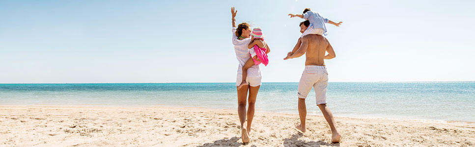 Sunny Deals for Family Beach Vacation