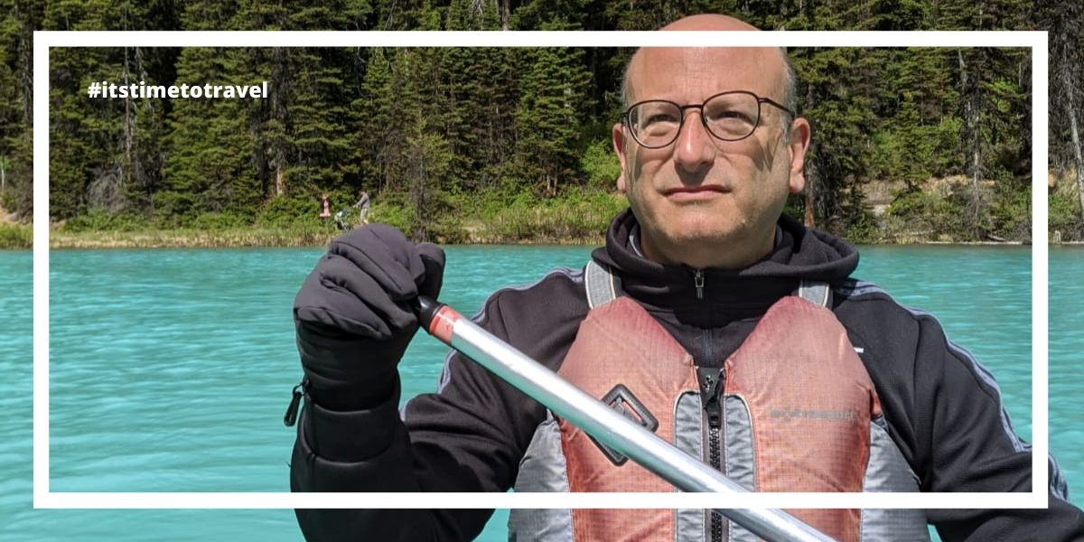 CEO's trip to lake louise