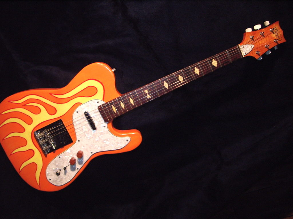 Andy's Telecaster - 2011