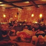 Salt Cave in Santa Barbara event with Alchemists of Sound