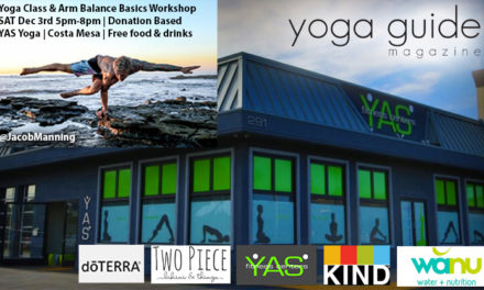 Arm Balance Basics Workshop & Yoga Class