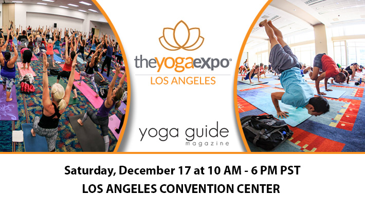 The Yoga Expo LA | Sat Dec 17th
