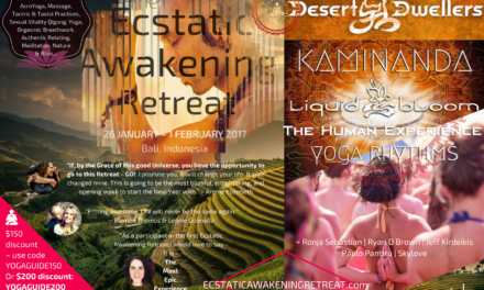 Ecstatic Awakening Retreat