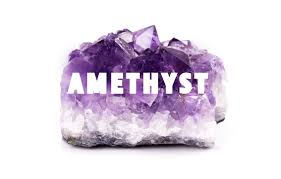 Amethyst, The Drug of Choice