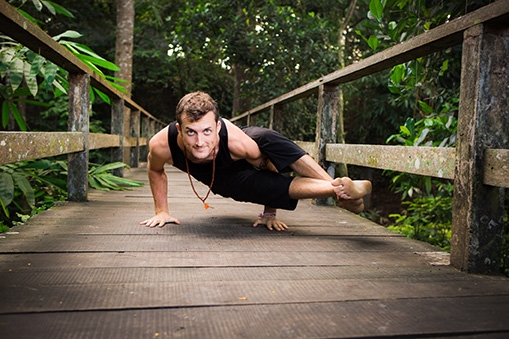 Interview with Levi Banner of Yoga Barn, Bali